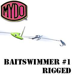 Mydo Baitswimmer #1 rigged